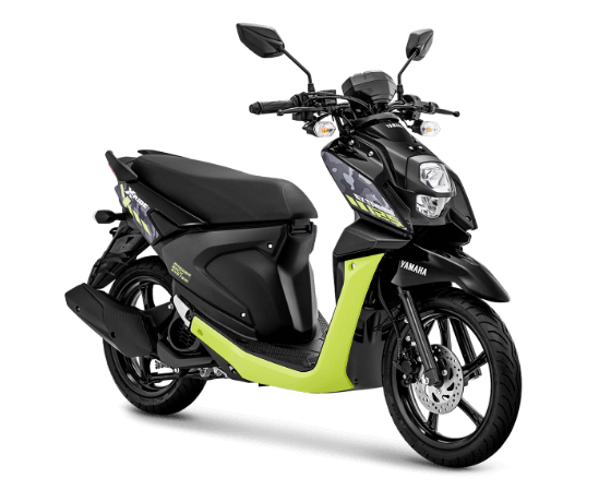 new x ride ijo
