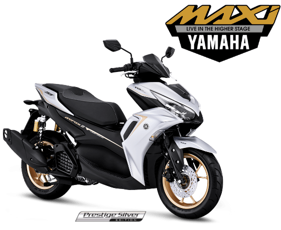 harga aerox connected abs