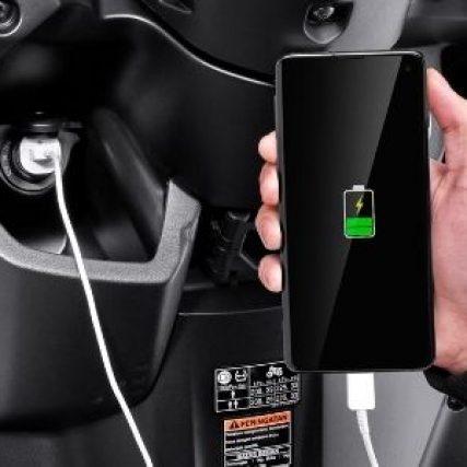 electrik power soket gear 125